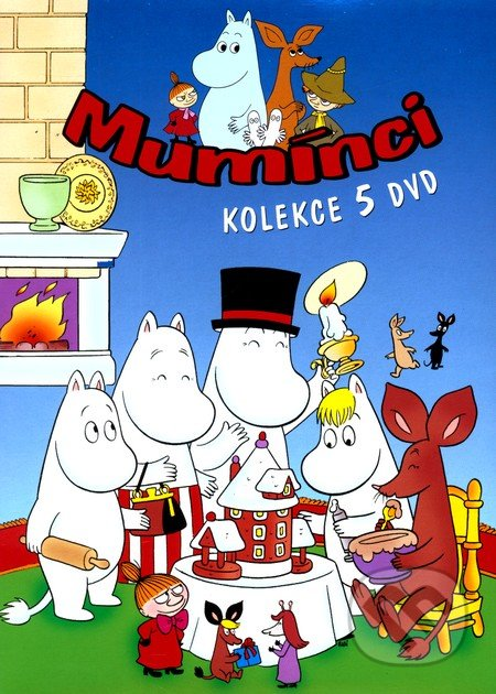 Mumínci - Kolekce 5 DVD