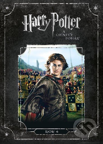 Harry Potter a Ohnivá čaša (1 DVD)