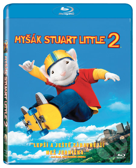 Myšiak Stuart Little 2