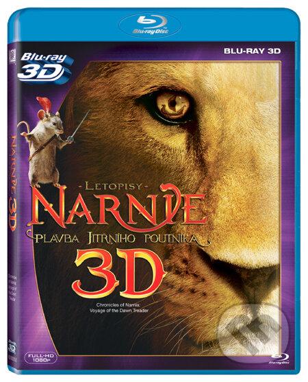 Narnia: Dobrodružstvá lode Ranný pútnik (3D verzia)