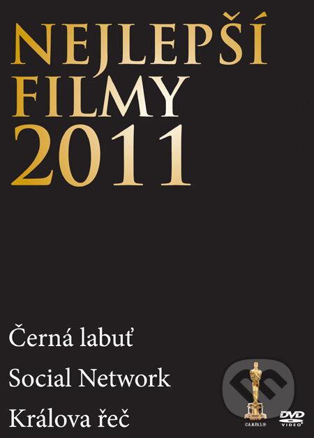 Nejlepší filmy 2011 - 3 DVD