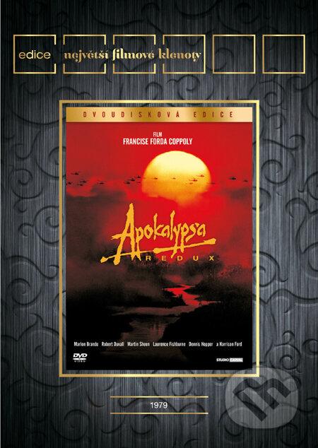 Apokalypsa 2 DVD – Filmové klenoty