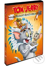 Tom A Jerry: Mazaný A Roztomilý