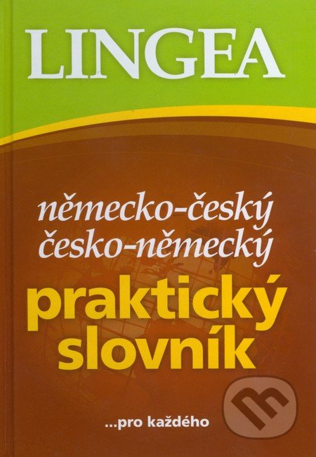 Německo-český a česko-německý praktický slovník