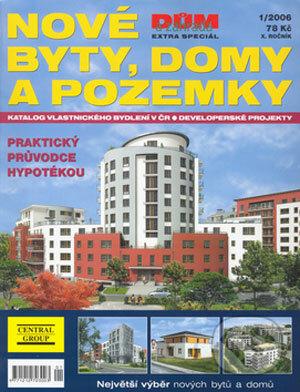Nové byty, domy a pozemky 1/2006