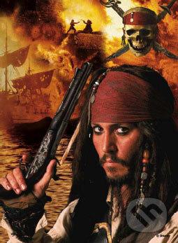 Pirati: Jack a cierna perla