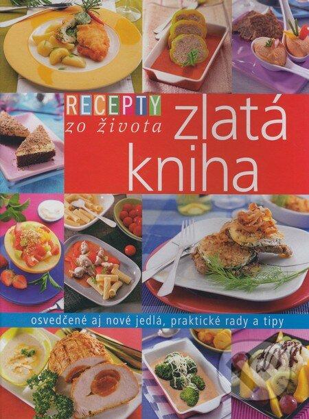Recepty zo života - zlatá kniha