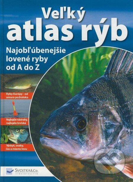 Velky atlas ryb (andreas janitzki)