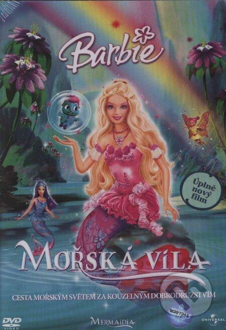 Barbie: Morská víla
