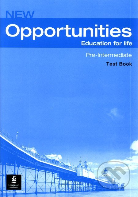 opportunities pre-intermediate test book