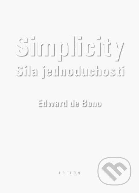 simplicity edward de bono pdf