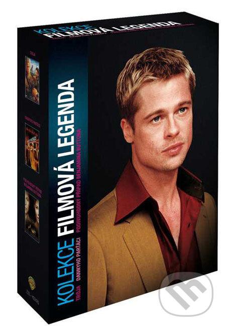 Brad Pitt kolekcia 3 DVD