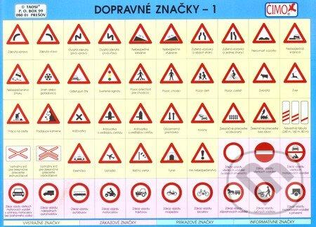 tweet dopravné značky 1 vydavateľstvo taosi ing andrej šimko 2010 ...