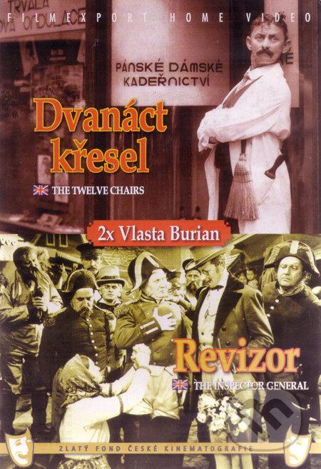 Revizor / Dvanáct křesel
