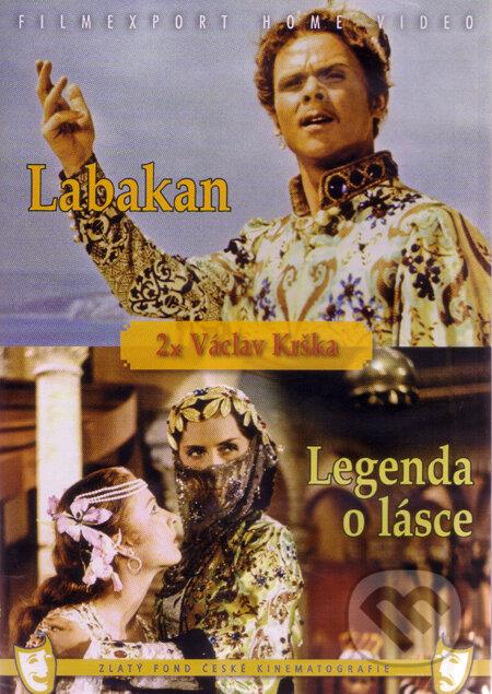 Legenda o lásce / Labakan