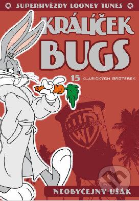 Super hviezdy Looney Tunes: Zajačik Bugs - Neobyčajný ušiak