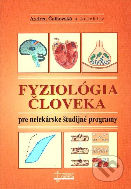 Fyziológia človeka pre nelekárské študijné odbory