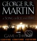 A Song of Ice and Fire - Book Boxed Set (1-4)