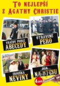 To nejlep�� z Agathy Christie - 4 DVD