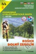 Košice,Dolný Zemplín 1:100 000