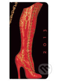 Paperblanks - di�r 2013 - High Button Boot Slim