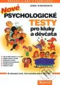 Nové psychologické testy pro kluky a děvčata