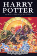Harry Potter and the Deathly Hallows (Book 7) (Joanne K. Rowling)