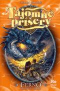 Tajomné príšery - Ferno, ohnivý drak (Adam Blade)