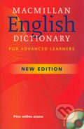 Macmillan English Dictionary for Advanced Learners IE