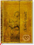 Paperblanks - Rembrandt, Virgin and Child - MINI - linajkov�