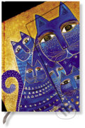 Paperblanks - Mediterranean Cats - MINI - adres�r