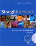 Straightforward - Pre-Intermediate - Workbook with key