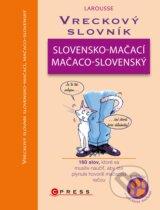 Vreckovy slovnik slovensko-macaci, macaco-slovensky (Gilles Bonotaux, Jean Cuvelier)