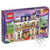 LEGO Friends 41101 Hotel Grand v mestečku Heartlake