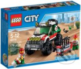 LEGO City Great Vehicles 60115 Ter�nne vozidlo 4 x 4