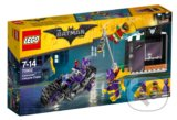 LEGO Batman Movie 70902 Catwoman a naháňačka na Catcycle