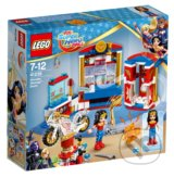 LEGO Super Heroes 41235 Wonder Woman a jej izba