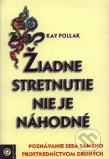 obrázok knihy Žiadne stretnutie nie je náhodné - Kay Pollak