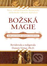 obrázok knihy Božská Magie - Doreen Virtue