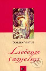 obrázok knihy Liečenie s anjelmi - Doreen Virtue
