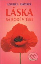 obrázok knihy Láska sa rodí v tebe - Louise L. Hay