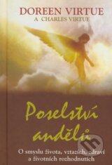 obrázok knihy Poselství andělu - Doreen Virtue