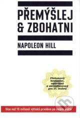 obrázok knihy Přemýšlej a zbohatni - Napoleon Hill