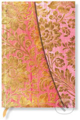 Paperblanks - Golden Fuchsia - ULTRA - linajkovy