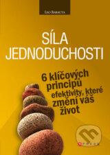 obrázok knihy Síla jednoduchosti - Leo Babauta