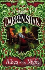 The Saga of Darren Shan 8: Allies of the Night