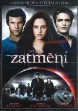 Twilight saga: Zatmenie (Eclipse) - 2 DVD (David Slade)