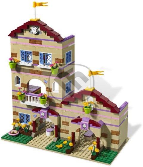 Tweet lego friends 3185 prázdninový jazdecký tábor hračka lego