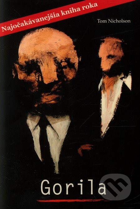 b2d6f84a5 Kniha: Gorila (Tom Nicholson) | Martinus
