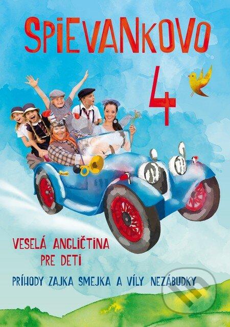 3025eb3e0 Film: Spievankovo 4 (DVD) (Tonada) () | Martinus